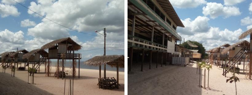 Passeios em Alter do Chão - Praia de Aramanai