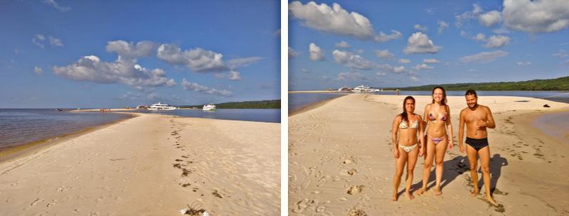 Praia de Maguary -Passeios em Alter do Chão