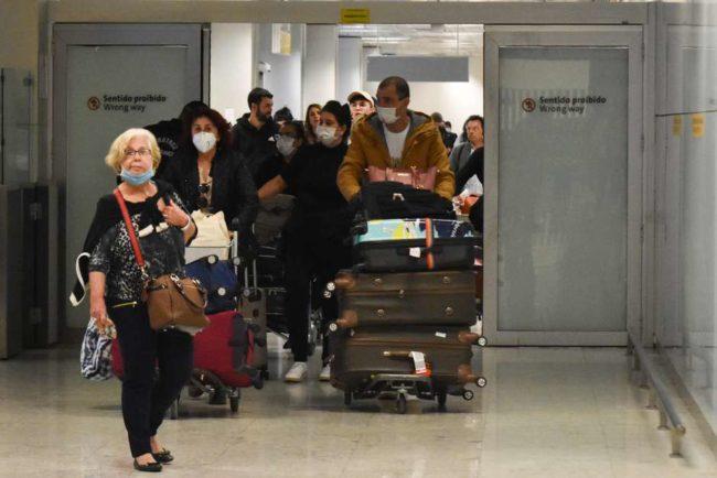 Foto: Coronavírus e viagens - Aeroporto de Guarulhos